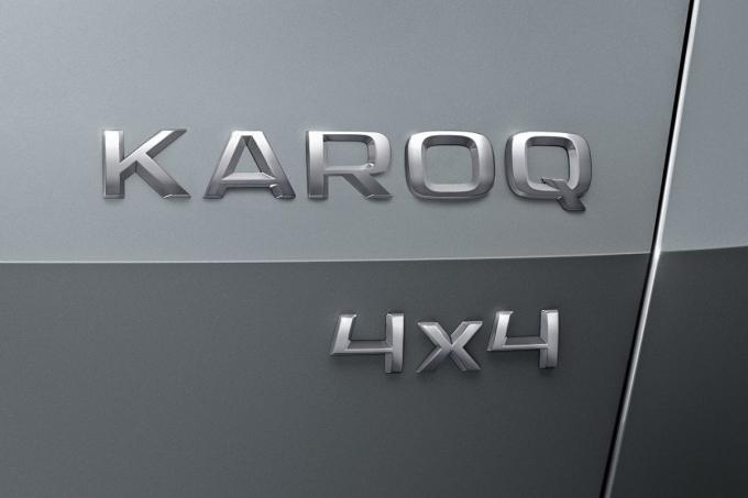 Новый кроссовер Skoda Karoq сняли на видео