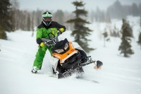 Ski-Doo Summit 850 E-Tec: Другая цивилизация