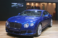 ММАС-2012: Bentley Continental GT Speed