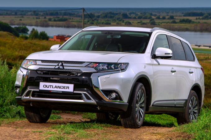 Mitsubishi приостанавливает поставки новых моделей в Европу | Компании | Деньги