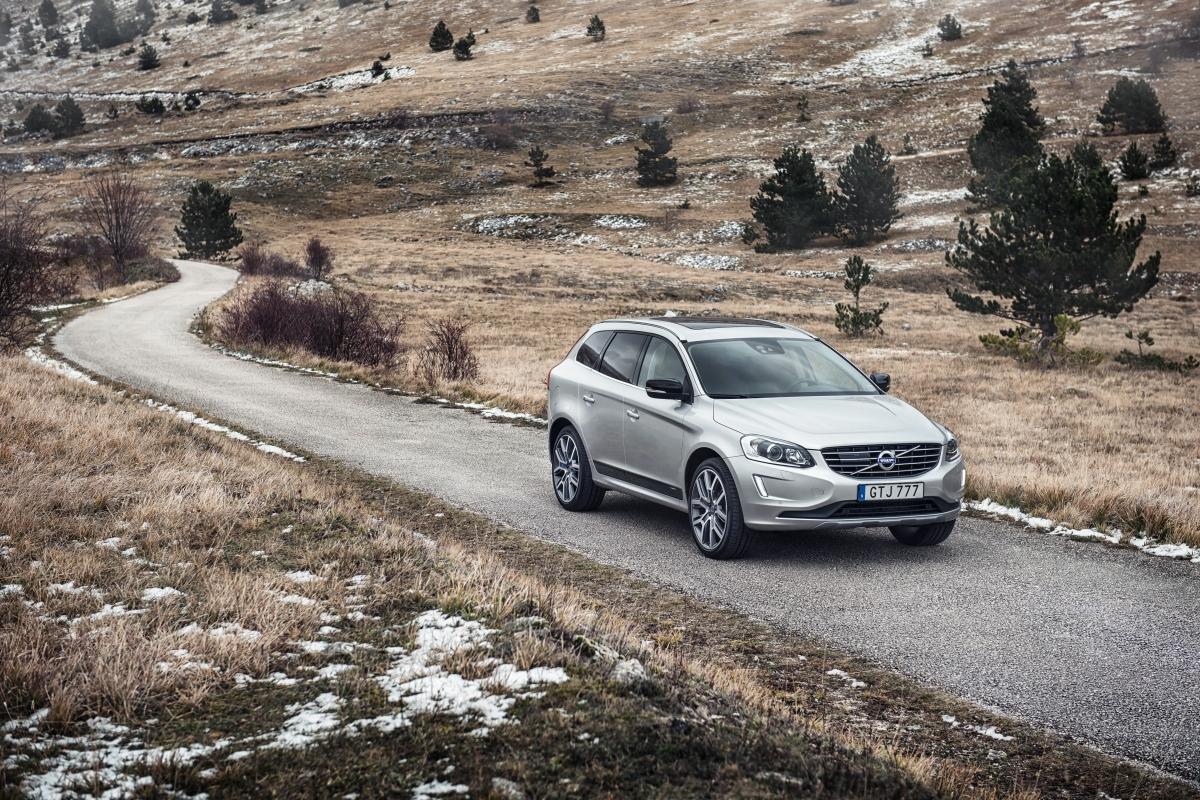 Продажи авто Вольво в РФ в 2017-ом году увеличились на26%