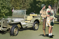 Новобранец | Willys MB Jeep (1942–1945)