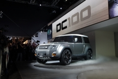 Франкфурт-2011: Land Rover DC100