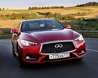 Infinti Q60: Цифровые радости…