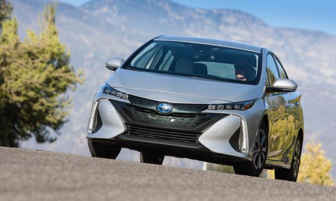 В России отзовут 224 автомобиля Toyota Prius - Авто Mail.ru