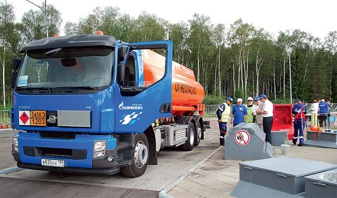 лучше отводит вакансии водителя в московском газпроме того, компания Brubeck