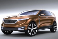 Чикаго-2013: KIA Cross GT