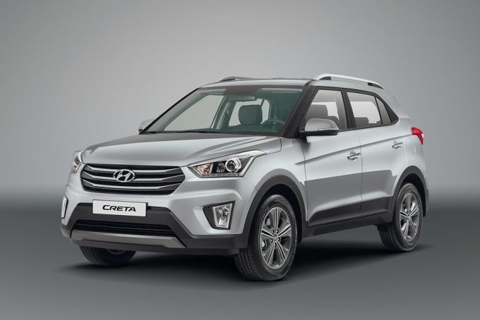 Озвучен официальный ценник на Hyundai Creta: от 749 900 рублей