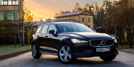 Volvo V60 Cross Country T5 AWD | Ностальгия