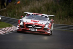 Mercedes SLS AMG GT3 45th Annivesary
