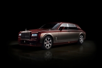Rolls-Royce представил Pinnacle Travel Phantom