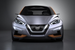 Nissan Sway 2015