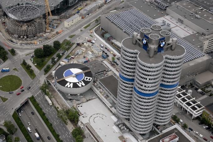 ВМюнхене запретят дизельные автомобили