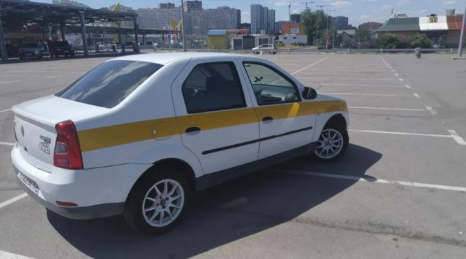 Renault Logan (Рено Логан): характеристики, цена - Купить новый Logan | 379x680