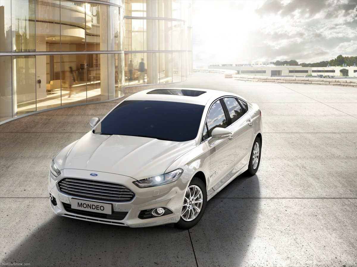 Ford Mondeo (с 2014 года): А железо - толще
