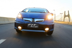 Сан-Паулу-2012: Honda Fit Twist
