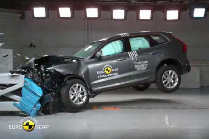 Euro NCAP разбил восемь новинок всвежей серии краш-тестов