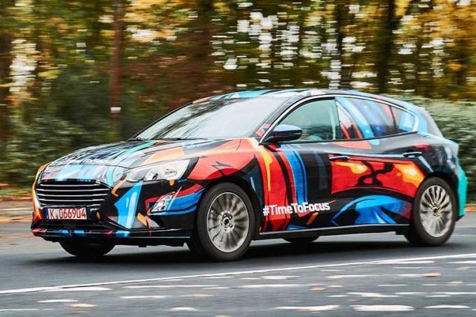 Форд рассекретил новый Focus