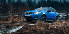 Тест-драйв: Subaru XV 2.0 iS CVT