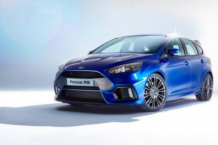 Ford Focus RS рассекречен