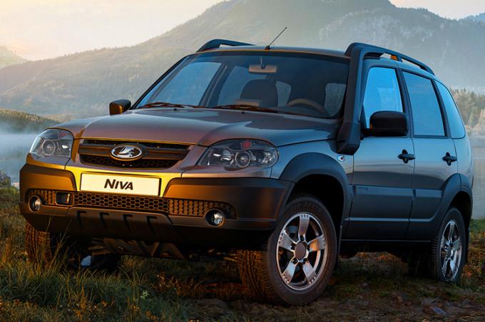 Старт продаж Lada Niva - цены известны- журнал За рулем
