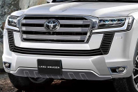 Toyota Land Cruiser 300 увидели до премьеры