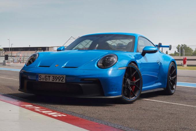 Новый Porsche 911GT3 идет вРоссию