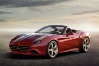 Ferrari California T встанет на крышу